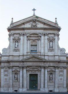 Carlo Maderno, Façade of Santa Susanna, Rome, 1599-1603  http://upload.wikimedia.org/wikipedia/commons/9/95/Chiesa_di_Santa_Susanna_alle_Terme_di_Diocleziano.jpg
