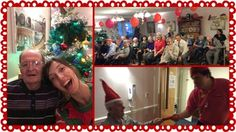 Christmas comes to Riversway - Riversway Care Home Bristol