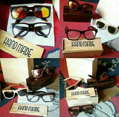 Come On, Handmade SunGlasses From Bandung, West Java. Rp. 400,000 visit my page