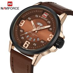 4th of July Deals at SaveMajor.com Men Watches TOP B... Save Major http://savemajor.com/products/men-watches-top-brand-naviforce-army-military-quartz-watch-date-clock-male-leather-belt-sport-wrist-watch-relogio-masculino?utm_campaign=social_autopilot&utm_source=pin&utm_medium=pin