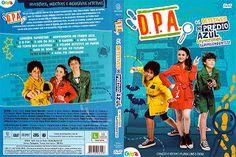 W50 Produções CDs, DVDs & Blu-Ray.: D.P.A. Os Detetives Do Prédio Azul - Em Mistérios ...
