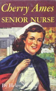 Cherry Ames Senior Nurse! Loved the entire Cherry Ames book series.xxoo