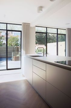 House Windows, Kitchen Island, Divider, Sweet Home, Rotterdam, Doors, Architecture, Interior, Modern