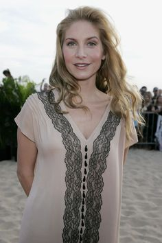 Elizabeth Mitchell is an American actress best known for her role as Dr. Juliet Burke, one of the main characters on the show Lost. Description from thefemalecelebrity.com. I searched for this on bing.com/images