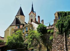 town wall Zwettl, Lower Austria Austria, Heart Of Europe, Hungary, Cities, Germany, House Styles, Travel Inspiration, Travel Advice, Deutsch