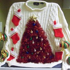 ugly sweater -
