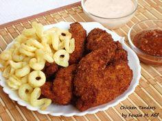 Chicken Tenders | Fauzia's Kitchen Fun