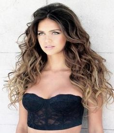 Layered Hairstyles for Curly Hairs 2015