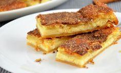 Zimtzucker-Cheesecake-Schnitten Bakery Cakes, Backwaren, Pasta Sfoglia, Strudel, Yummy Cakes, No Bake Cake, Cake Cookies, Cheesecake Tarts, German Baking