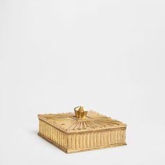 BLACK BAROQUE BOX