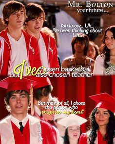 New funny school quotes troy bolton ideas Wildcats High School Musical, High School Musical Quotes, Hight School Musical, School Quotes, School Humor, Funny School, Troy Bolton, Vanessa Hudgens, Monique Coleman