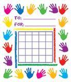 "Checkout the ""Mini Incentive Charts 36/Pk 5 x 6 Handprints"" product $1.34"