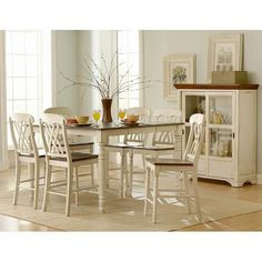 Found it at Wayfair - Frona Counter Height Dining Table