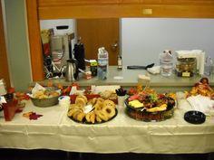 Lots of yummy snacks Ear Reflexology, Yummy Snacks, Northern California, Conference, Oregon, Workshop, Atelier, Work Shop Garage
