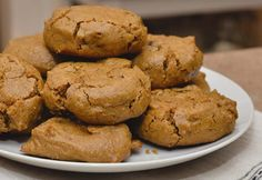 Easy Cinnamon Spice Cookies (gluten-free, dairy-free, egg-free, nut-free)—Recipe created by Lisa Cantkier of GlutenFreeFind.com