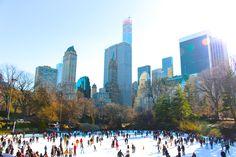Central Park - December 2014