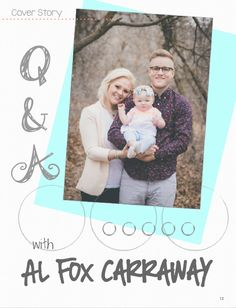 Stand & Shine Magazine: Q&A with Al Fox Carraway