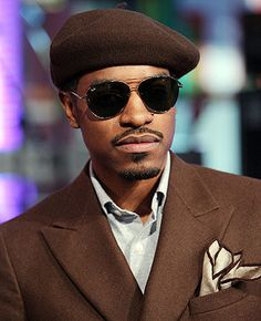 Really cool look...Andre 3000