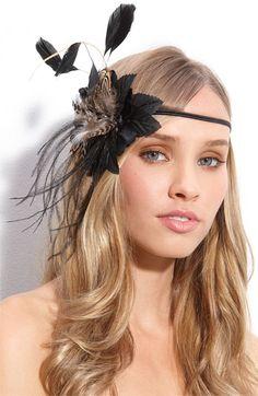 Tasha So Fresh & So Fly Fascinator Head Wrap ~ Nordies