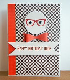 Happy Birthday Dude @cokiepoppaperboutique