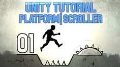 [Unity Tutorial] Platform | Sidescroller 01   -probably not ready for this but i should learn Unity with something simple like pong or pacman knockoffs