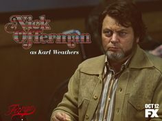 Fargo season 2 | Meet Karl Weathers. Oratorically gifted. Frequently inebriated. Fargo returns 10/12 On FX.