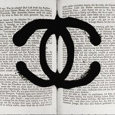 my work and Chanel Artist Lena Petersen www.lenapetersen.de