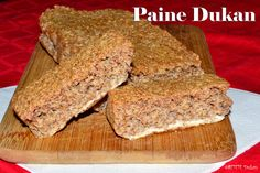 Tasty, Yummy Food, Dukan Diet, Raw Vegan, I Foods, Healthy Recipes, Healthy Food, Banana Bread, Deserts