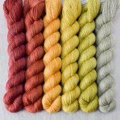 Spice Market - Miss Babs Sojourn Gradient Set