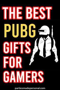 PUBG gifts for gamers. Check out these PUBG gifts for boyfriend or husband or friend or even yourself. These gifts for PUBG lovers only, so be warned, if they don't play it they WON& love it. Don't miss the awesomely funny PUBG shirts as well. Gamer Boyfriend, Boyfriend Video, Tween Boy Gifts, Minecraft Gifts, Dinner Shirts, Gifted Kids, T Play, Gamer Gifts, Hilarious
