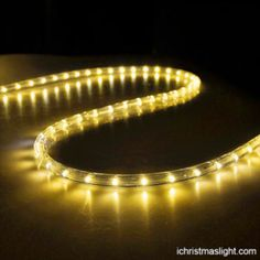LED rope light can add mood lighting or increase visibility in all rooms including toilets, bathrooms, living rooms and kitchens Outdoor Rope Lights, Led Rope Lights, String Lights In The Bedroom, White String Lights, Christmas Rope Lights, Holiday Lights, Commercial Christmas Lights, Color Changing Rope Lights, Light Decorations