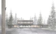 Wettbewerb für Besucherzentrum bei Freudenstadt / Schwarzwälder Eyecatcher - Architektur und Architekten - News / Meldungen / Nachrichten - BauNetz.de