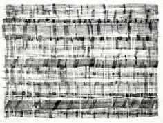 Matt Niebuhr - West Branch Studio - Drawing: graphite on grid paper