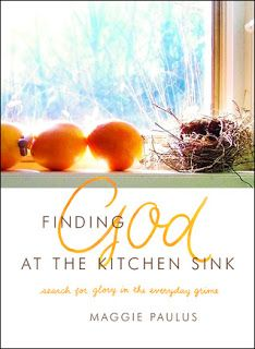 Julie Musil, Author: Finding God at the Kitchen Sink--a book review