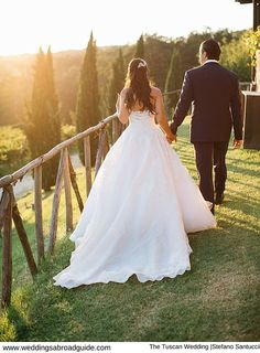Wedding Film Italy - A classic & romantic destination wedding in the Tuscan hills. {The Tuscan Wedding   Stefano Santucci   Angelo La Torre}