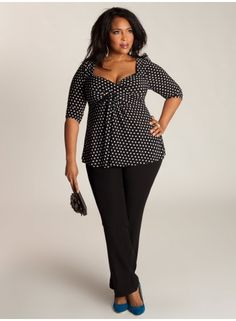 I have this- LOVE IT! #plus #size top
