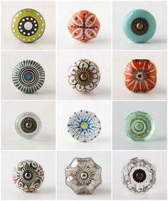 paint the door knobs. Kitchen Door Knobs, Cupboard Door Knobs, Ceramic Door Knobs, Cabinet And Drawer Knobs, Dresser Knobs, Knobs And Handles, Knobs And Pulls, Drawer Pulls, Door Handles