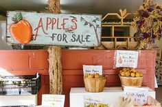 Apples for sale at Stone Ridge Orchards in Stone Ridge, NY. (Photo: THOMAS SMITH)
