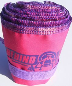 Wrist Strength Wraps for Weightlifting  Excellent for Crossfit and Olympic Weightlifting  Pink and Purple * See this great product. (This is an affiliate link)