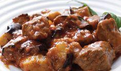 Greek Recipes, My Recipes, Dinner Recipes, Cooking Recipes, Greek Cooking, Cooking Time, Kinds Of Vegetables, Fresh Bread, Recipe Collection