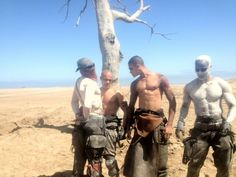 I Just Get Passionate About Stuff — Warboys! AKA 'I went on a trawl through what stunt...