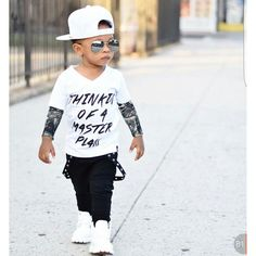 Casual Newborn Infant Baby Boy Costumes Letter Tattoo T shirt Tops Pants Outfits Clothes Set . - Casual Newborn Infant Baby Boy Costumes Letter Tattoo T shirt Tops Pants Outfits Clothes Set Breath - Toddler Boy Fashion, Little Boy Fashion, Toddler Boy Outfits, Fashion Kids, Toddler Boys, Infant Toddler, Baby Boys, Girl Fashion, Toddler Swag