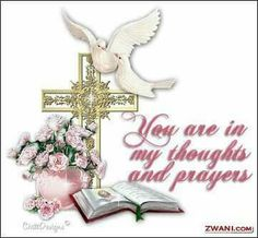 You are in my thoughts and prayers friendship death memories share holidays poem prayers blessings sympathy sorry for your loss Prayer For My Friend, Prayer For You, God Prayer, Prayer Verses, Sympathy Messages, Sympathy Quotes, Sympathy Cards, Holiday Poems, Prayer Pictures