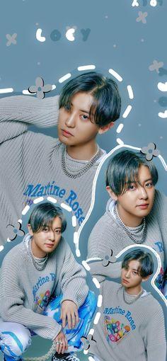Exo Ot12, Chanbaek, Park Chanyeol, Bts Drawings, Kpop, Wallpaper, Bts Backgrounds, Wallpapers