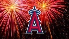 Los Angeles Angels of Anaheim Big Bang Fireworks Nights @ Angel Stadium of Anaheim (Anaheim, CA)