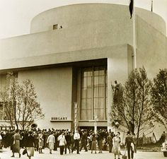 Expo 2015 Milano Blog: Hungary pavilion... in New York World's Fair 1939 ...