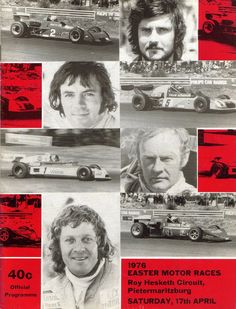 We hope you enjoy your visit to this website, enquiries, comments and suggestions will be most welcome.We still need contributions of programme covers and contents not listed between 1953 to 6 September, Car And Driver, F1, Programming, South Africa, Racing, Cars, 1970s, Sports