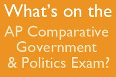 What's on the AP Comparative Government & Politics exam AP tests are exams designed to measure a person's grasp of a particular subject area. Passing one of these exams certifies that you have achieved a level of learning commensurate with that of a student who has passed college classes in the subject. http://www.mometrix.com/blog/whats-on-the-ap-comparative-government-politics-exam/