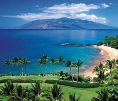 Wailea, Maui... one of my most very favorite places in the whole wide world! ♥