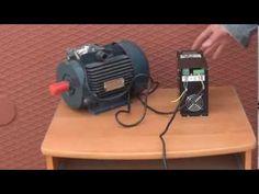 Частотник, частотный преобразователь 220 - 380 регулятор оборотов электродвигателя - YouTube